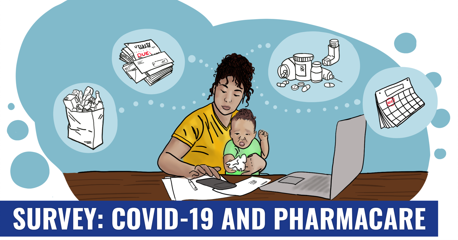 Take our COVID-19 pharmacare survey
